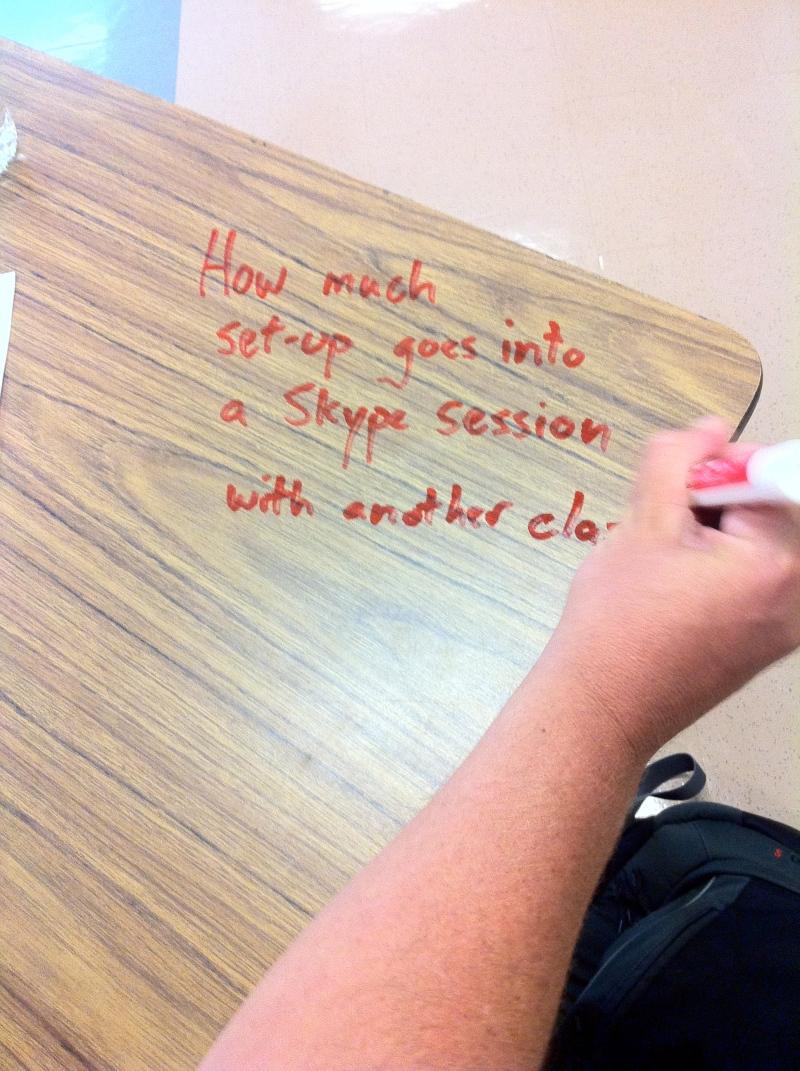 child writing desk plans